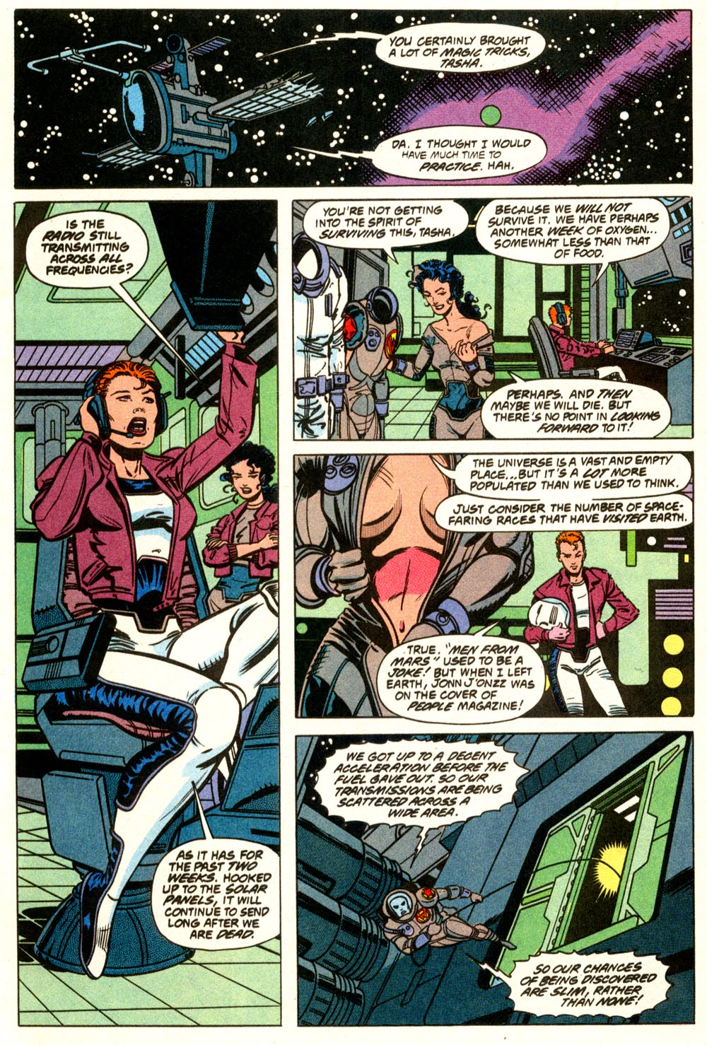 Read online Wonder Woman (1987) comic -  Issue #67 - 4