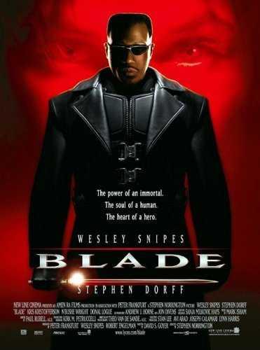 Blade 1998 Dual Audio Hindi Movie Download