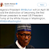 Nigerians slam President Buhari's media aide for saying Buhari will be first African president to meet Trump