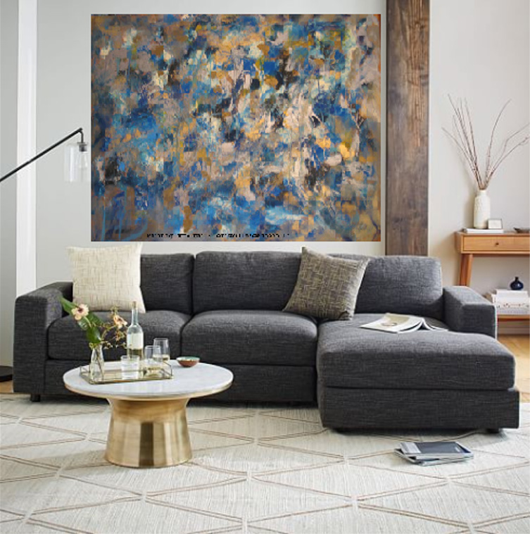 Comprare quadri buy original paintings comprare arte for Quadri moderni colorati