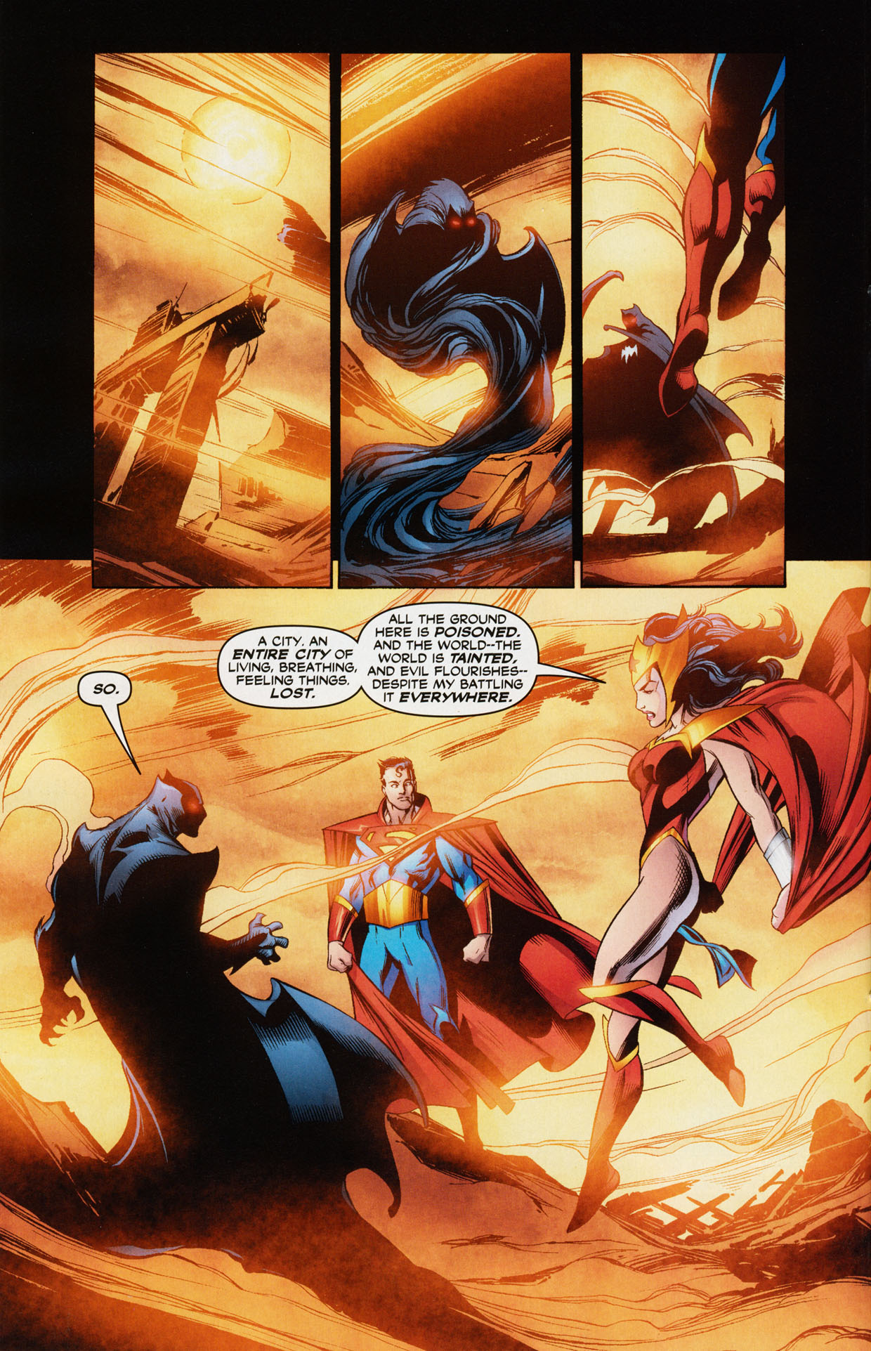 Read online Trinity (2008) comic -  Issue #36 - 9