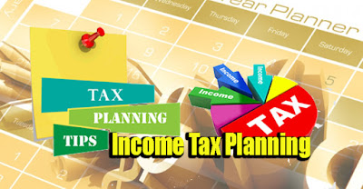 Income Tax Planning For Large Estates