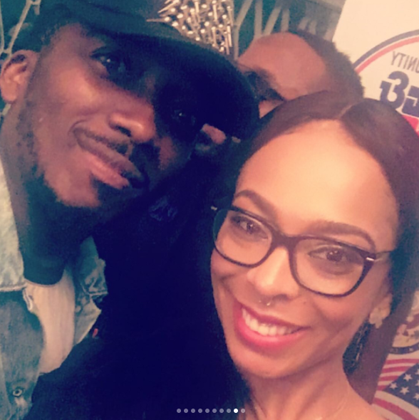 5 Ex BBNaija Housemate, Tboss Pictured With Omotola, Stephanie Linus, Bovi, Iyanya And Falz At The US Consulate