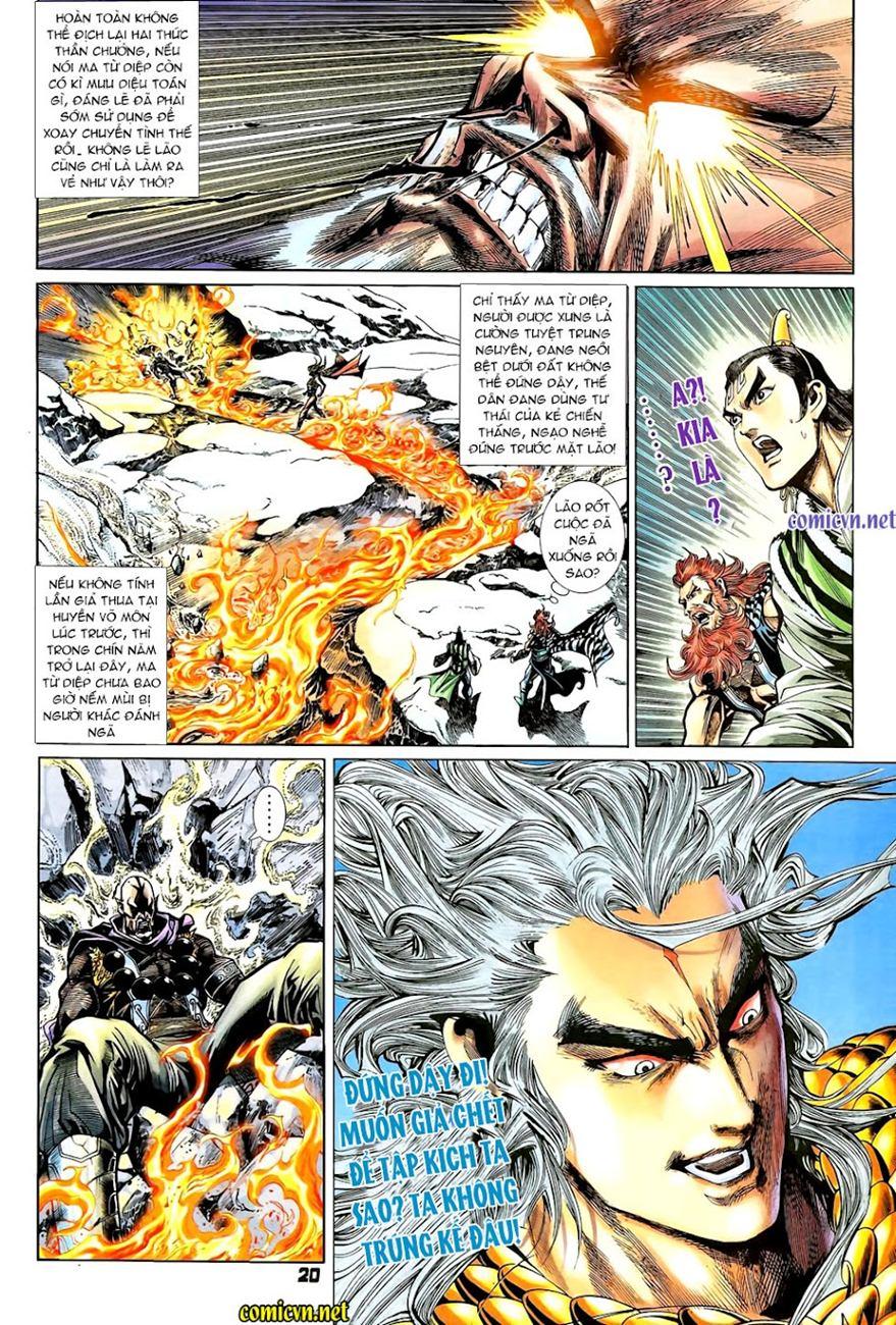 Đại Đường Uy Long chapter 101 trang 18