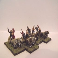 10CE02 Celtic Chariots.