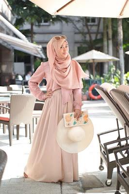 Model Busana Hijab Syari
