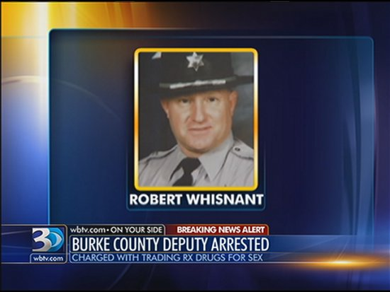 Private Officer Breaking News: Burke County NC deputy ...