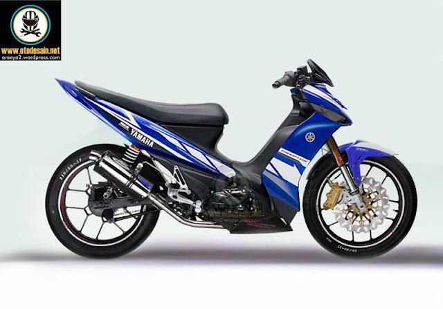 MOTOR SPORT: Koleksi Gambar Modifikasi Motor VEGA R Dan ZR