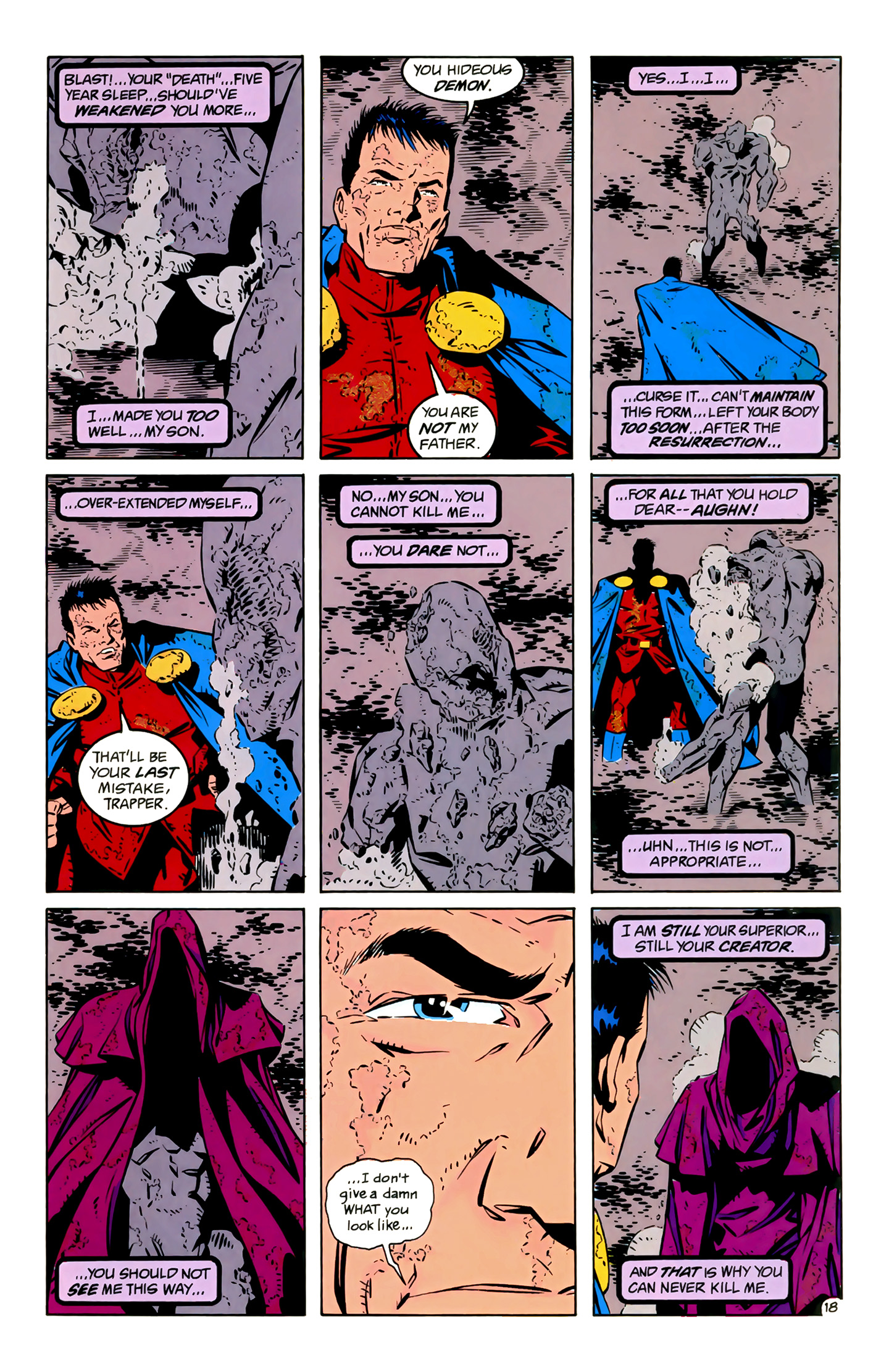 Legion of Super-Heroes (1989) 4 Page 18