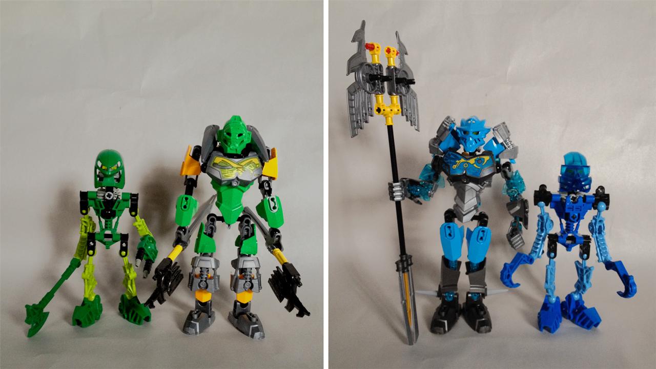 How to Draw Kopaka, Lego Bionicle | 720x1280