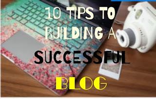 10 SECRETS TO BUILDING A SUCCESSFUL BLOG