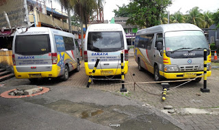 Baraya Travel Tangerang