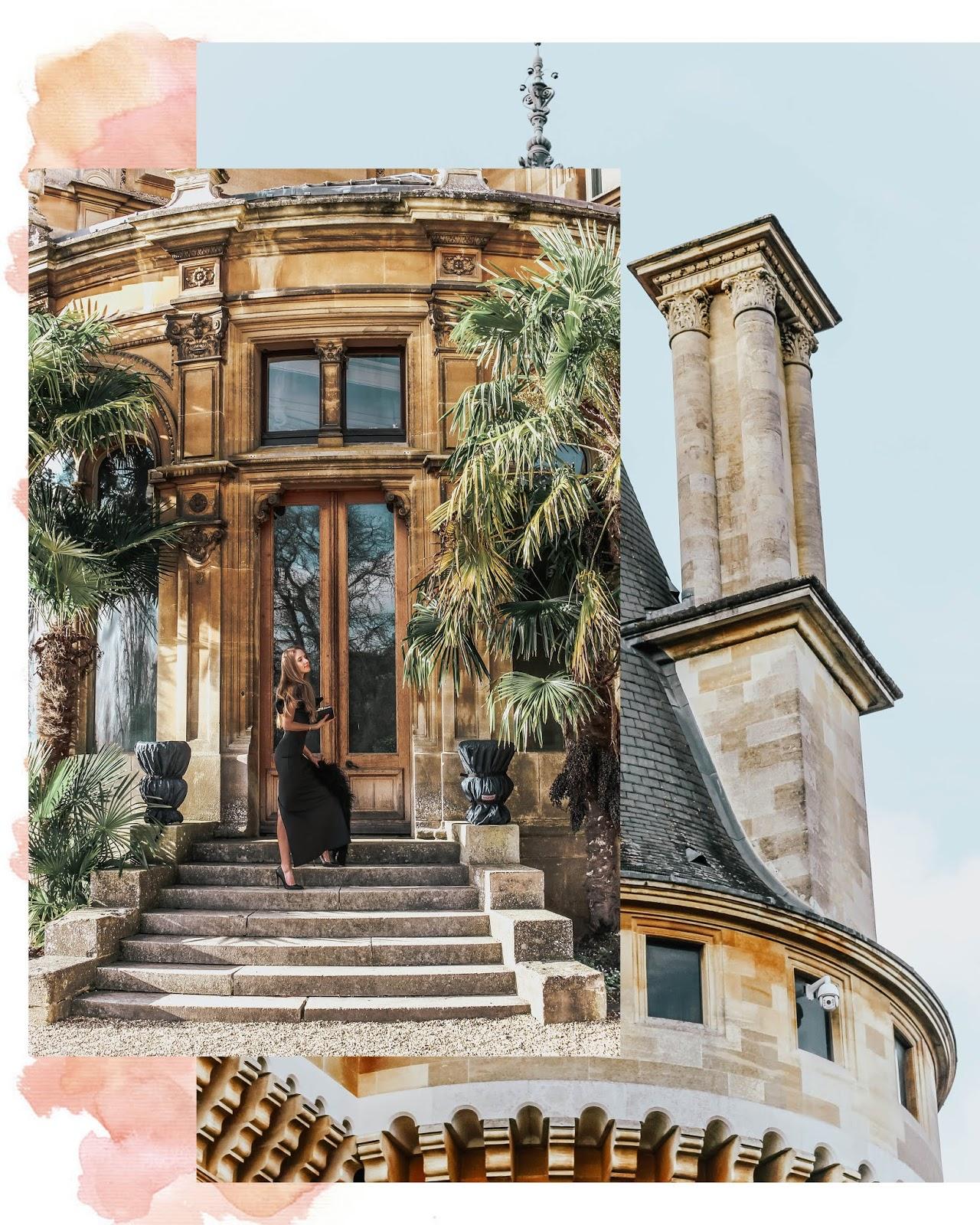 Waddesdon Manor Fashion Blog Photoshoot