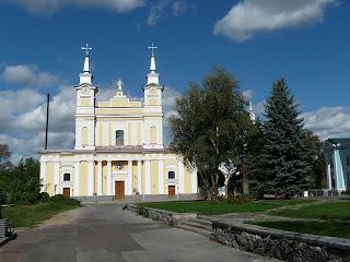 Житомир. Кафедральный собор св. Софии. 1751 г.