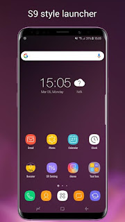 Super S9 Launcher Prime v1.4 Full APK