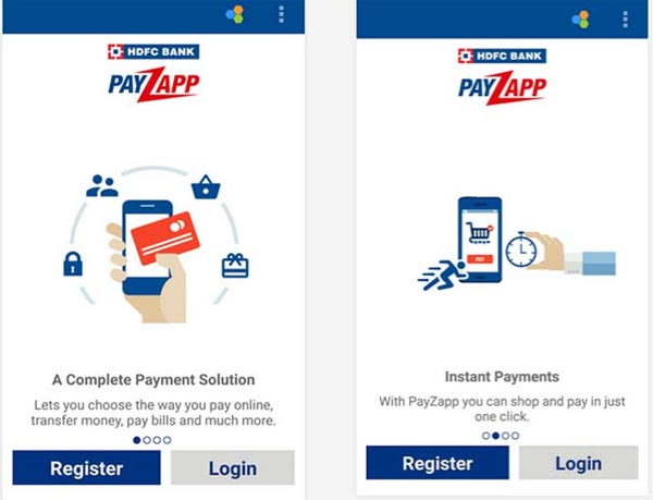 HDFC Bank debuts 1-click mobile-pay solution PayZapp