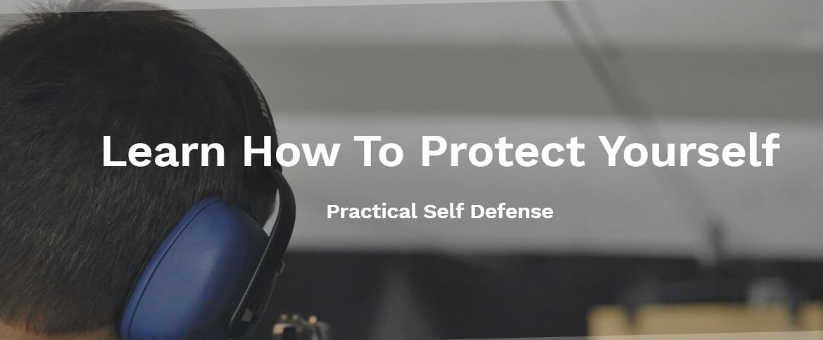 LEARN HOW TO DEFEND YOURSELF