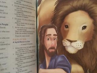 NKJV Airship Genesis Kids Study Bible  sample 2