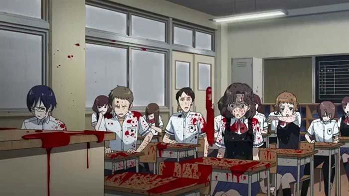 Siapa Yang Tak Kenal Dengan Anime Horror Paling Top Pernah Ada Ini Horrornya Benar Terasa Meski Memiliki Gore Seberat Elfend Lied