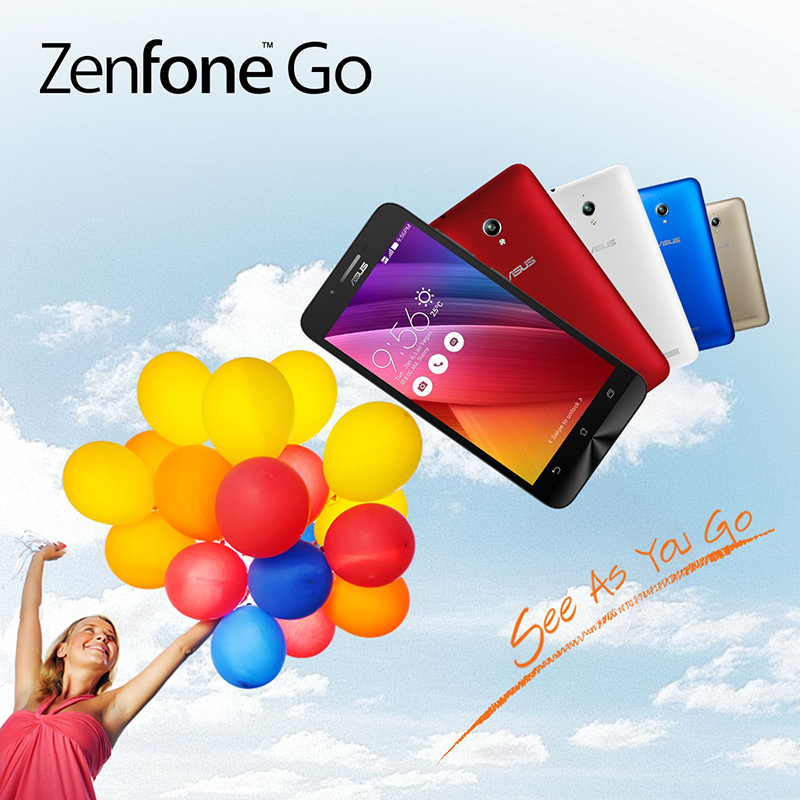 Reasons to choose Asus ZenFone Go