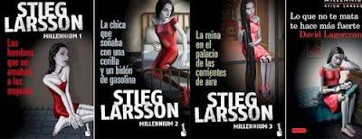 Millennium, Stieg Larsson