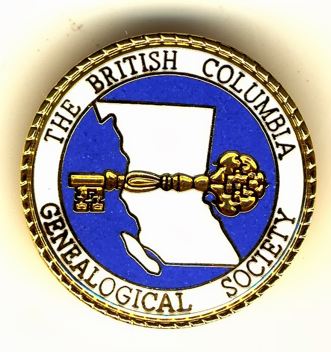 Logo of the British Columbia Genealogical Society