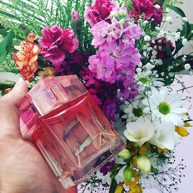 Bu Ayın Duyuları - Shiseido parfüm