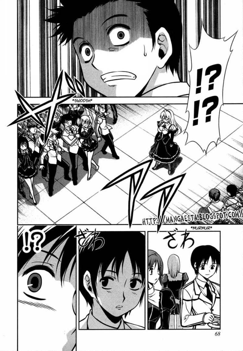 Baca Manga Freezing Chapter 2 Bahasa Indonesia