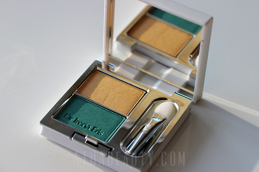Dr Irena Eris • ProVoke • Duo Eyeshadow Caribbean Sea