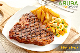 T-Bone- Abuba Steak