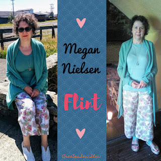 Creates Sew Slow: Megan Nielsen Flint Lydia Trousers