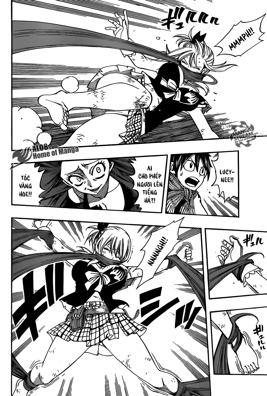 Fairy Tail chap 272 trang 6
