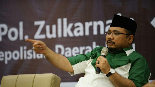 Jokowi Disebut Kena 'Jebakan Batman', GP Ansor: Itu Bentuk Kepanikan PAN