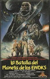 Star Wars: La Batalla del planeta de los Ewoks – DVDRIP LATINO