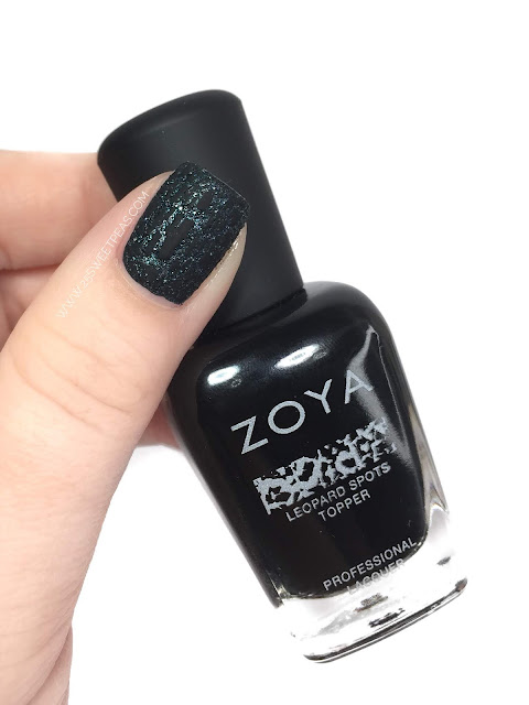 Zoya Leopard Topper