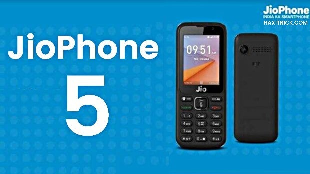 JioPhone 5 Launch Date, Features and Price in India