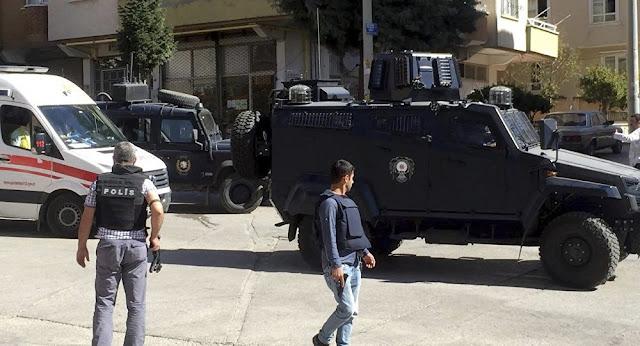 19 militantes do Estado Islâmico foram presos em operação policial na cidade turca de Gaziantep, de acordo com o governador local