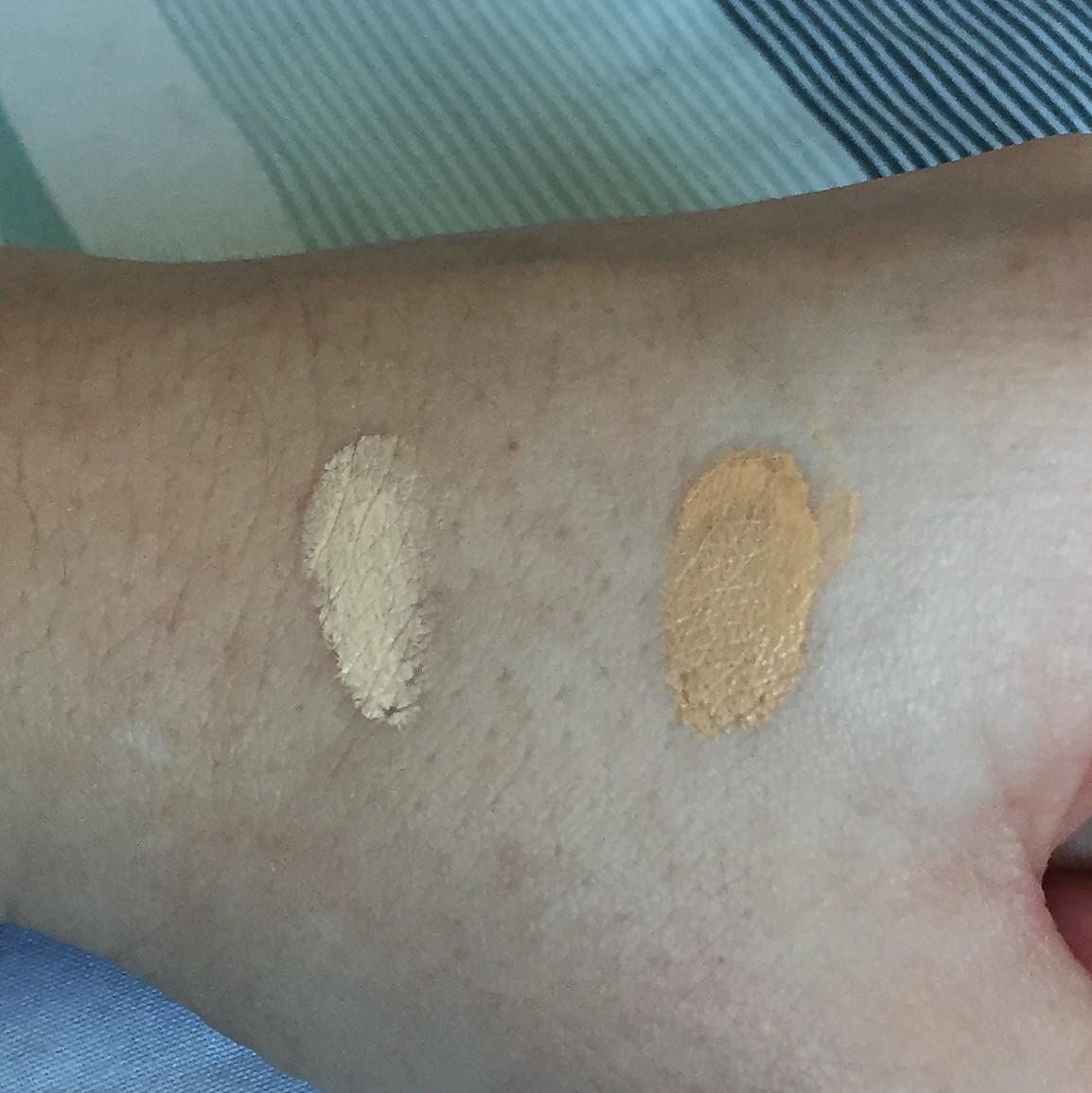 NYX Matte foundation Shade 01 Ivory 02 Nude