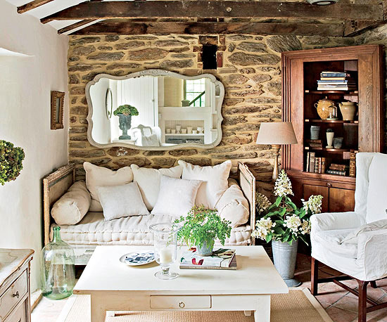 16 Stunning French Style Living Room Ideas: Mix And Chic: Beautiful Living Room Ideas In Every Style