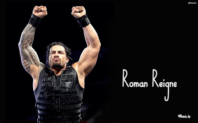 roman reigns hd wallpaper 2017