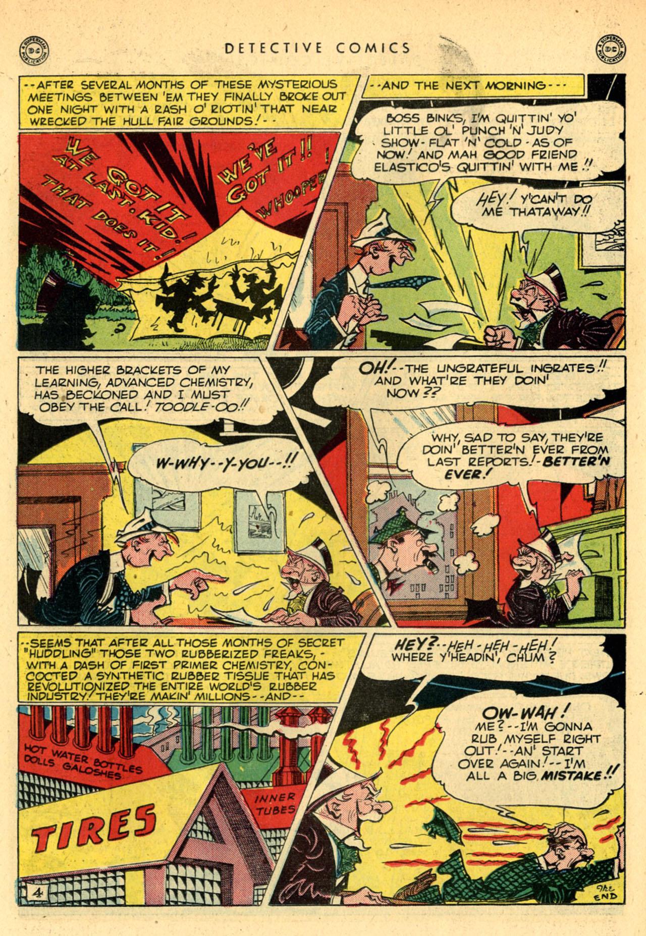 Read online Detective Comics (1937) comic -  Issue #111 - 36