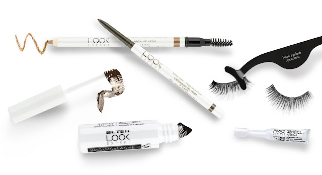 Beter, Brows & Lashes, cejas y pestañas, maquillaje, beauty party, Carmen Hummer style