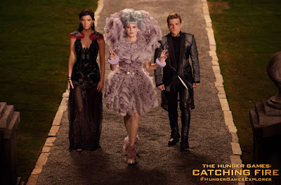 The Hunger Games Catching Fire 2013 Movie Film - Sinopsis