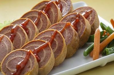 Gambar Resep Rolade Daging Asli Sajian Sedap