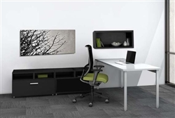 Mayline e5 Office Desk