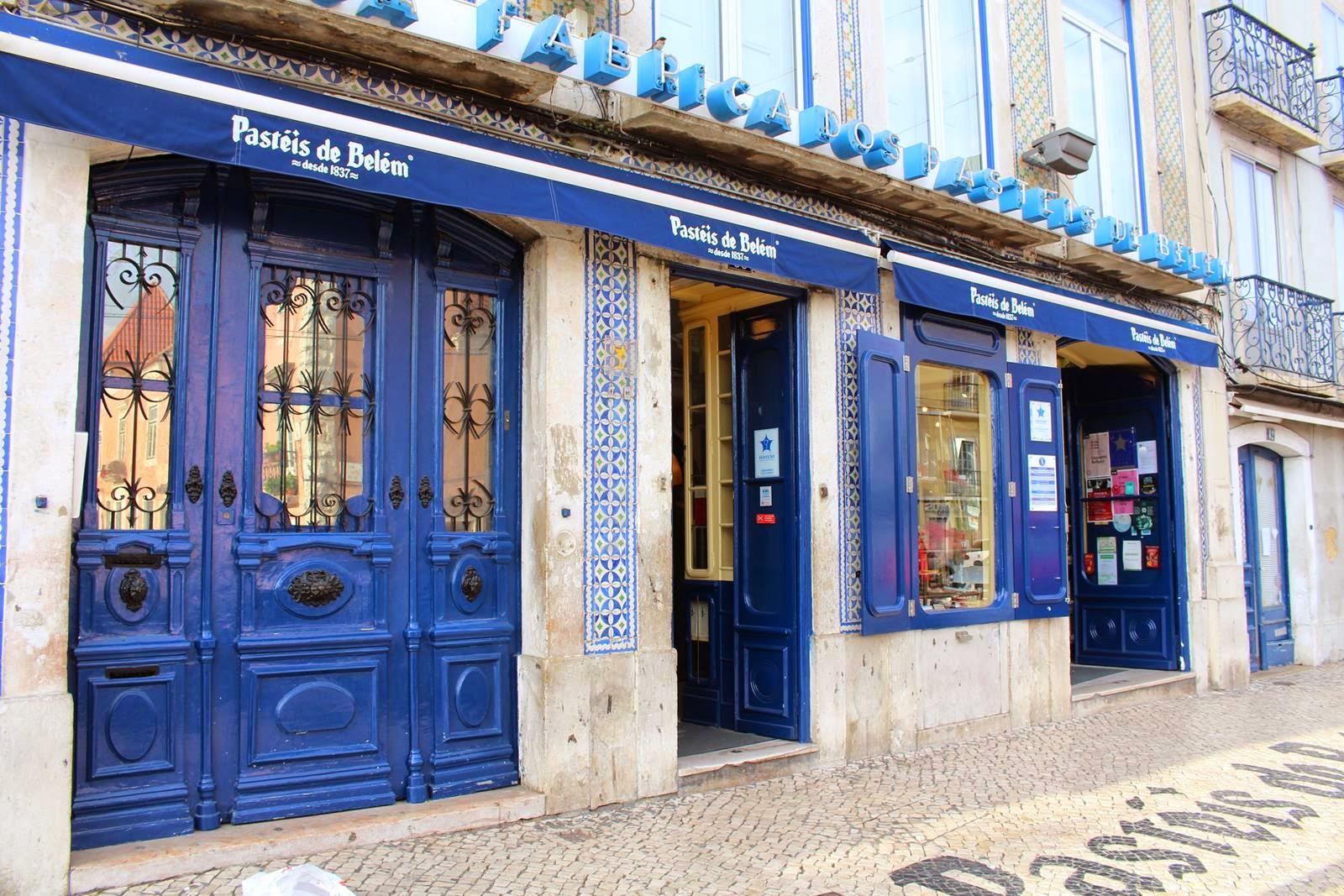 Pasteis de Belém em Lisboa | Portugal