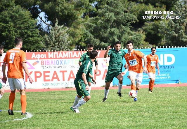 4-0 ο Παναργειακός τον Πάμισο