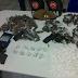Salvador: PM prende seis com cocaína, maconha e armas em Pernambués
