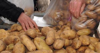 Συλλογος Πολυτεκνων Ηγουμενιτσας: Δωρεάν διανομή πατάτας