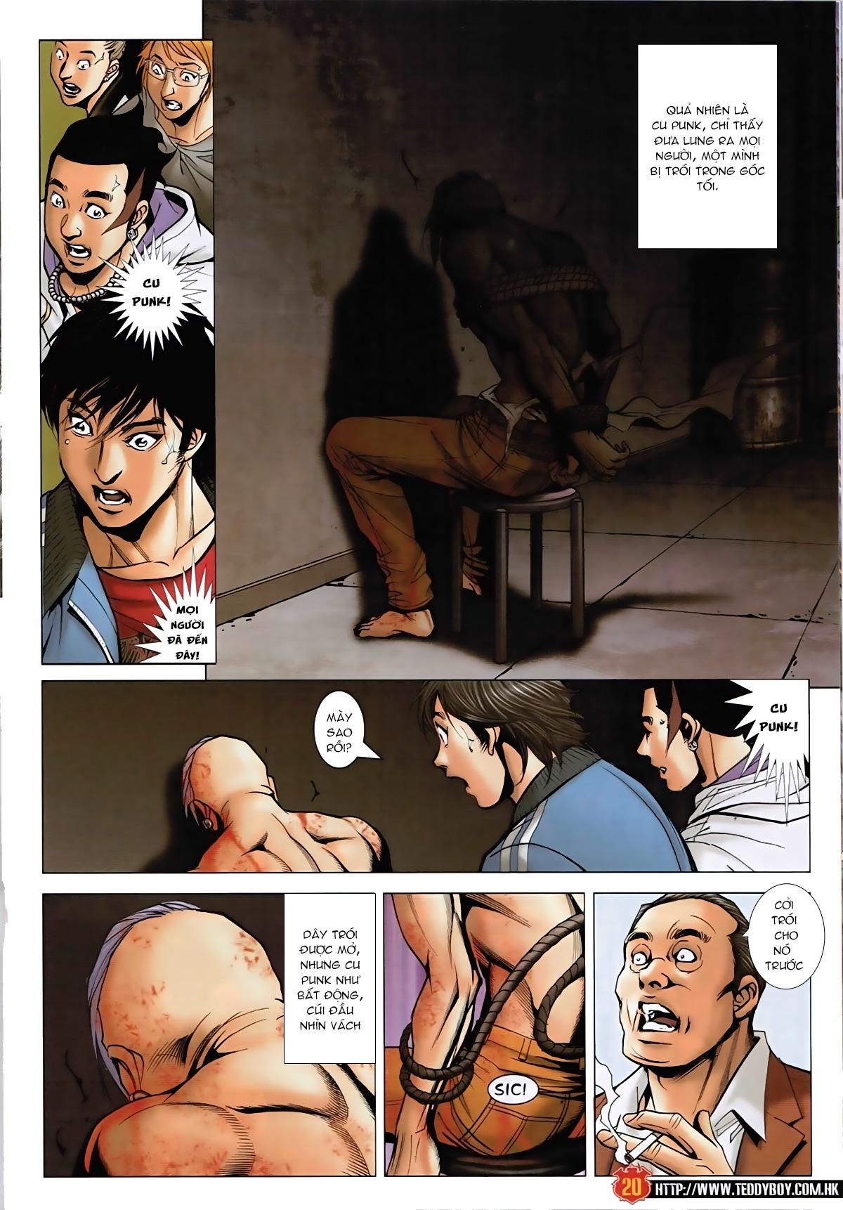 Người Trong Giang Hồ - Chapter 1591: Đến chết mới thôi - Pic 19